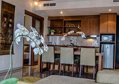 Sara Residence by Nakula Management Ruang Tamu