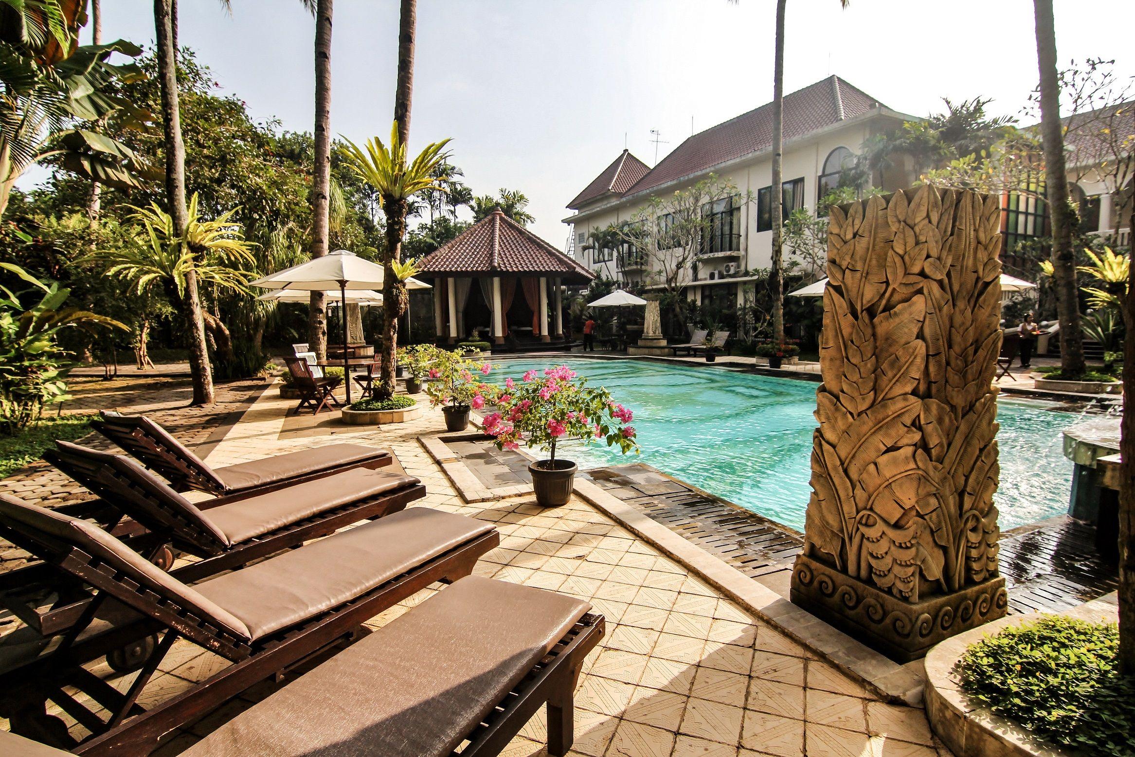 Sarasvati Borobudur Hotel & Restaurant, Magelang