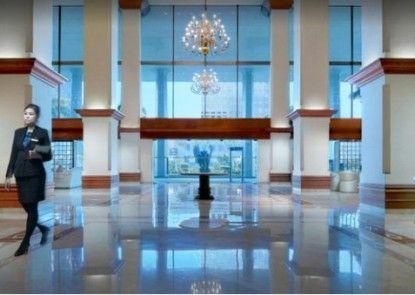 Sari Pacific Jakarta Lobby