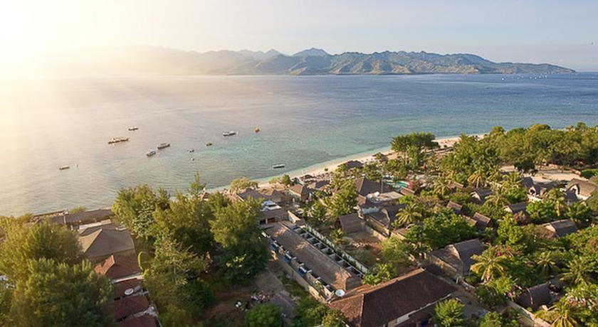 Scallywags Resort Gili Trawangan, Kepulauan Gili