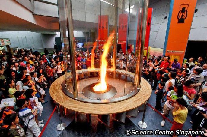 Science Centre Singapore and Omni-Theatre Admission Ticket