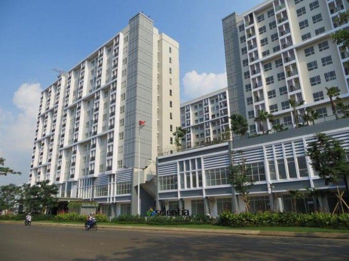 Scientia Apt. at Gading Serpong by Taslim Property, Tangerang