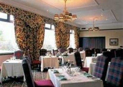 Scotlands Hotel & Leisure Club Teras