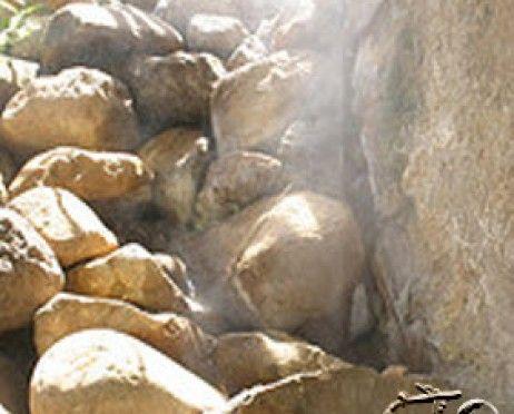 Sumber Air Panas Tanjung Sakti
