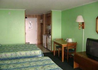 Sea Hawk Motel Teras