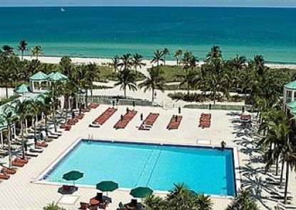 Sea View Hotel, Bal Harbour, On The Ocean Teras