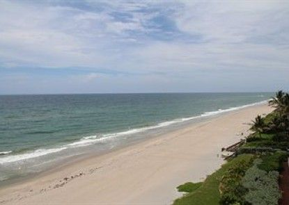 Seabonay Beach Resort Teras