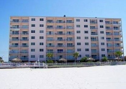 Seabreeze Condominiums Teras