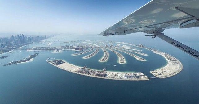 Seaplane Flight from Dubai Creek with Transfer