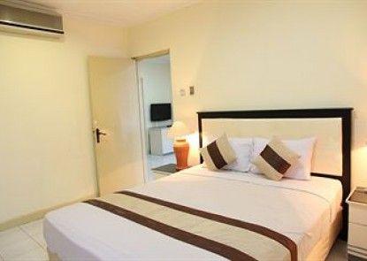 Sejahtera Family Hotel & Apartment Teras
