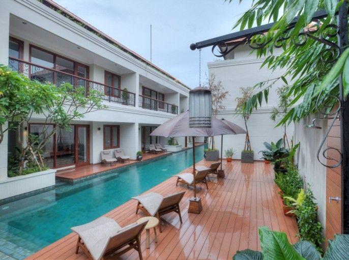 Seminyak Lagoon All Suites Hotel, Badung