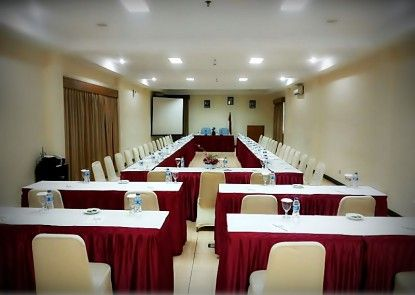 Sempur Park Hotel Bogor Ruangan Meeting