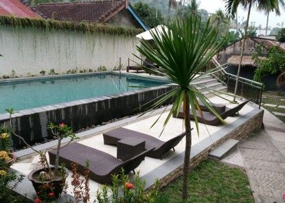 Senggigi Cottages Lombok Teras