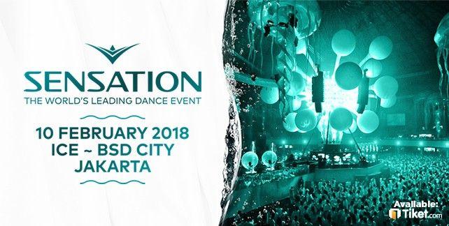 SENSATION JAKARTA 2017