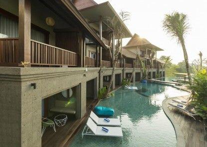Sense Canggu Beach Hotel Eksterior