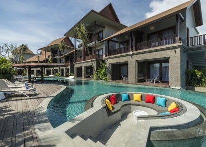 Sense Canggu Beach Hotel Kolam Renang