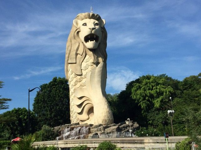 Sentosa Island Admission + Merlion Tower + MOSH Combo Ticket