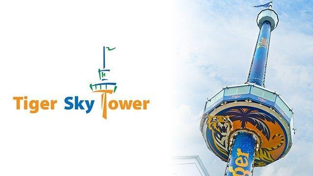 Sentosa Tiger Sky Tower E-voucher