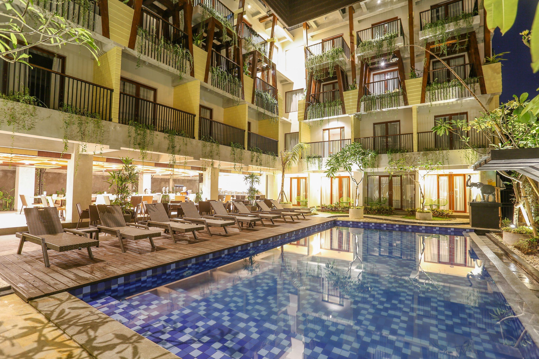 Serela Legian Hotel,Legian