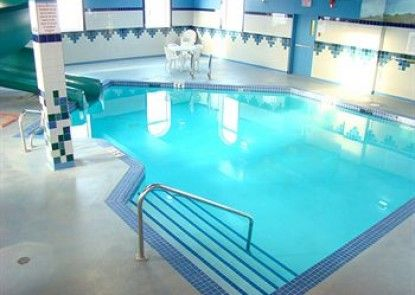 Service Plus Inn and Suites - Grande Prairie Teras