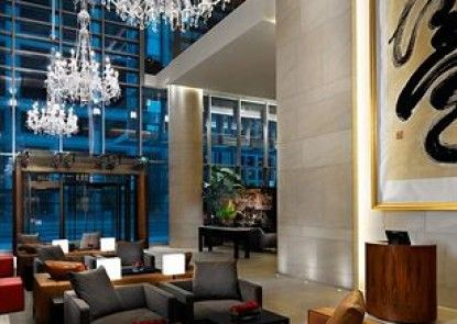 Shangri-La Hotel, Vancouver Teras