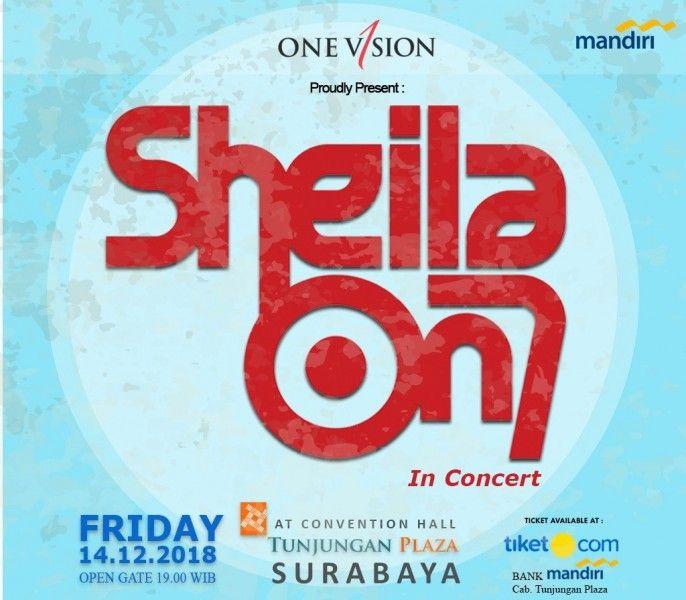 Sheila On7 In Concert Surabaya 2018