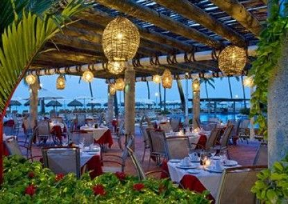 Sheraton Buganvilias Resort & Convention Center Teras