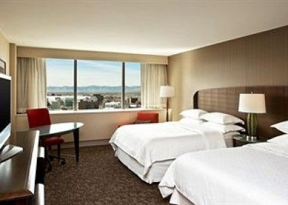 Sheraton Denver Downtown Hotel Teras