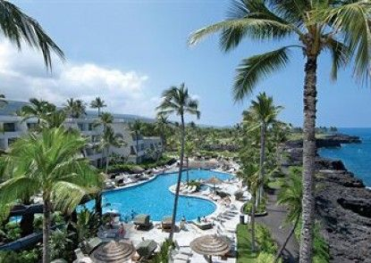 Sheraton Kona Resort & Spa at Keauhou Bay Teras
