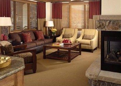 Sheraton Steamboat Resort Villas Teras