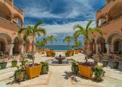 Sheraton Grand Los Cabos Hacienda Del Mar Teras