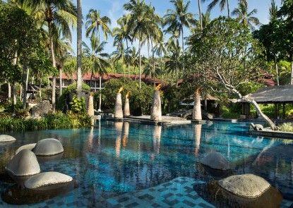 Sheraton Senggigi Beach Resort Kolam Renang