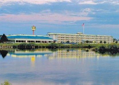Shilo Inn Suites Hotel - Idaho Falls Teras