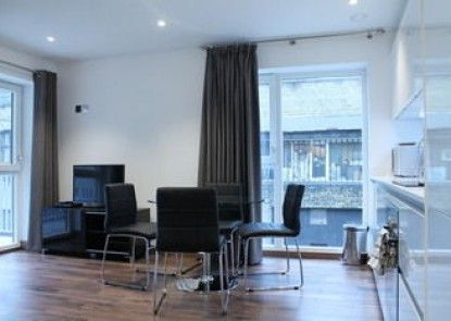 Shoreditch Square Apartment