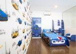 Pesan Kamar Suite Keluarga di Sikhara Plago Resort