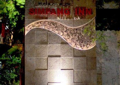Simpang Inn hotel Pintu Masuk