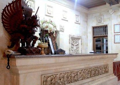 Simpang Inn hotel Penerima Tamu