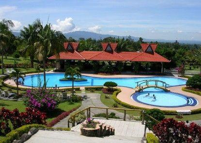 Sinabung Hotel Pemandangan