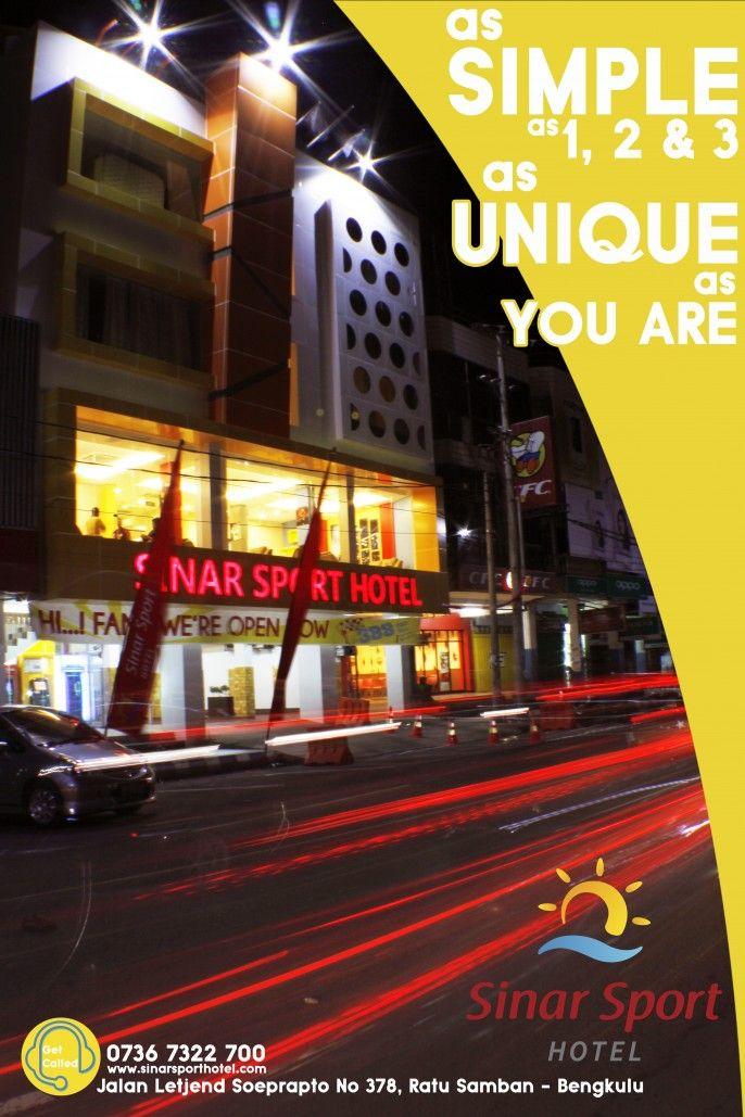 Sinar Sport Hotel Bengkulu, Bengkulu
