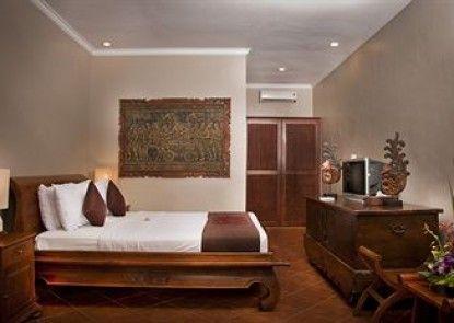 Sindhu Mertha Guest House Teras