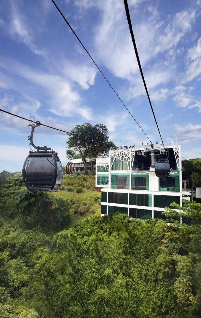 Singapore Cable Car Sky Pass