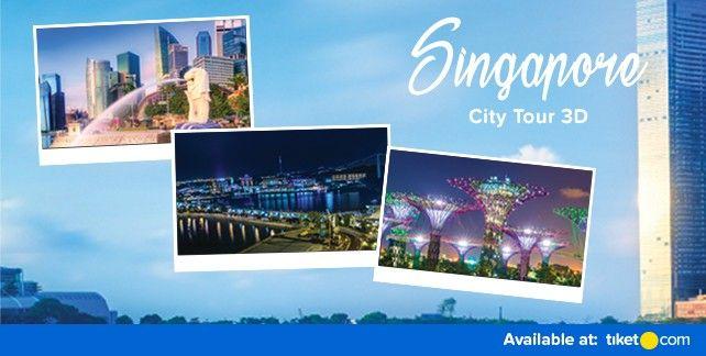 Singapore City Tour 3Days
