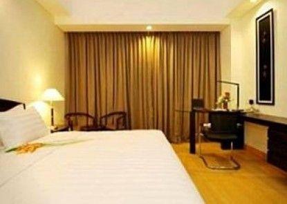Sintesa Peninsula Hotel Palembang Kamar Tamu
