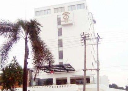 Sintesa Peninsula Hotel Palembang Eksterior