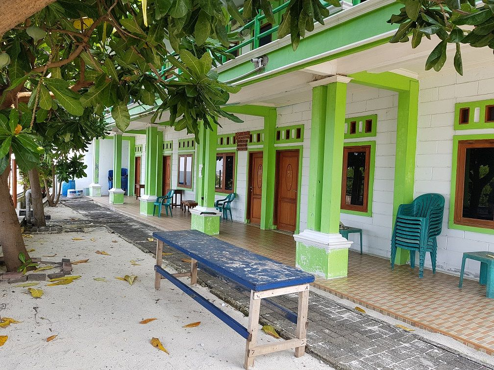 Siva Homestay Pulau Pramuka, Kepulauan Seribu
