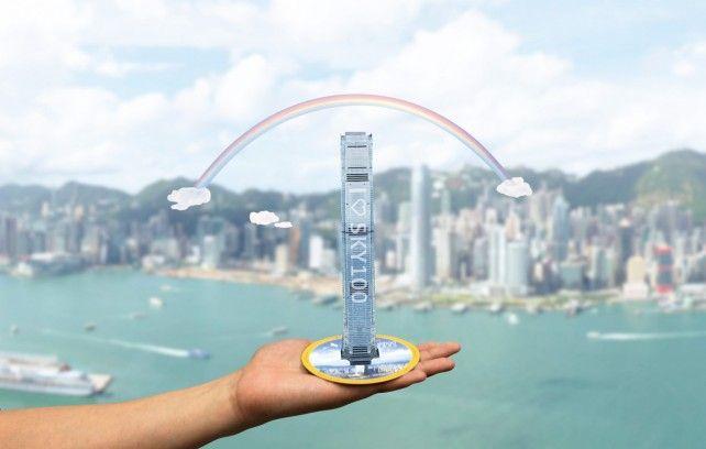 Sky100 Hong Kong Observation Deck Admission Ticket