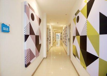 Sky Hotel Ancol Jakarta Interior