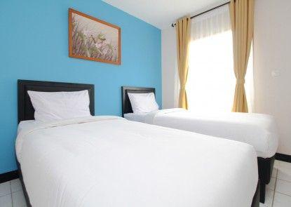 Sky Inn Permata Hijau 1 Jakarta Kamar Tamu