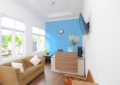 Sky Residence Syariah Petukangan 1 Jakarta Kamar Tamu