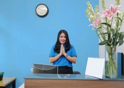 Sky Residence Syariah Petukangan 1 Jakarta Penerima Tamu